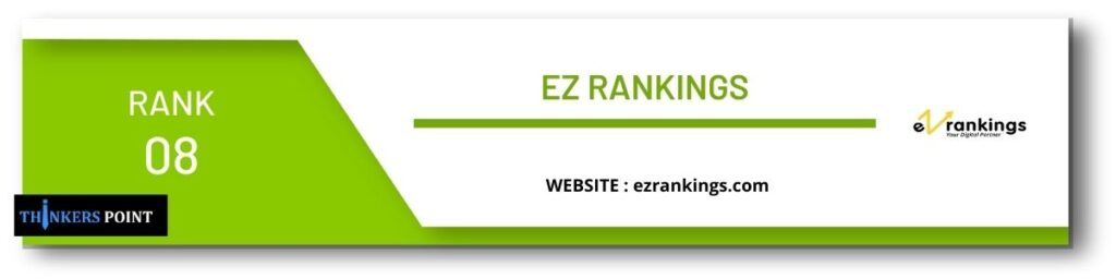rank 8 top online marketing agencies in delhi