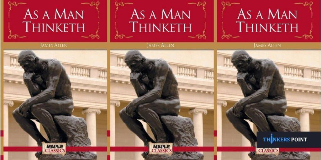 as a man thinketh book review